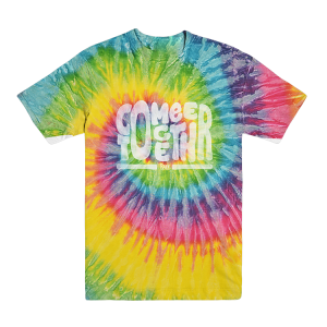Tie Dye Come Together Tee